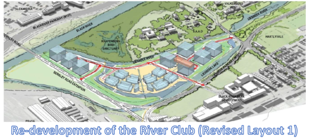 River Club Redevelopment plan